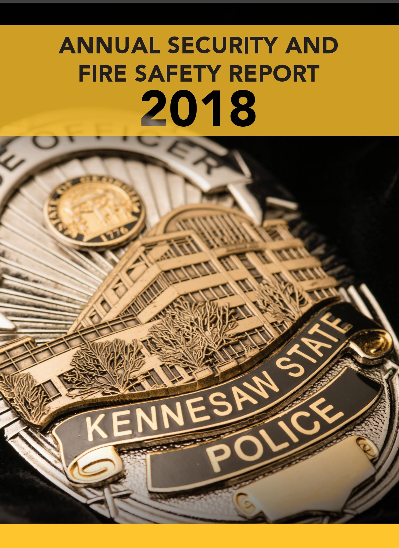 Annual Security and Fire Safety Report 2018