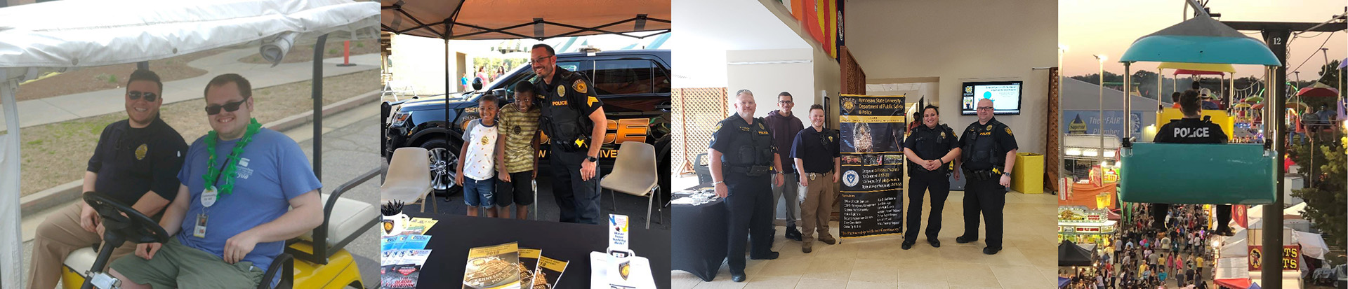 kennesaw state university police officers in the community